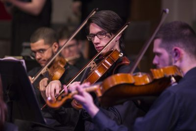 CCM Philharmonia: Season-Opening Concert