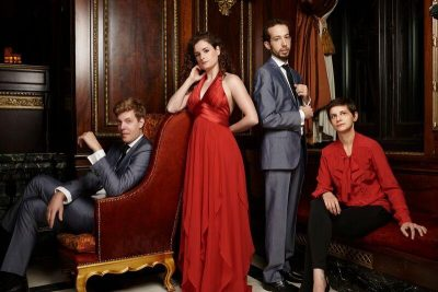 The Ariel Quartet: Darkness and Light