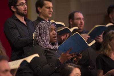 CCM Choral Showcase
