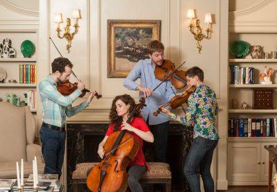 The Ariel Quartet: The Fugue