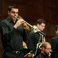 CCM Jazz Orchestra: Flying Home
