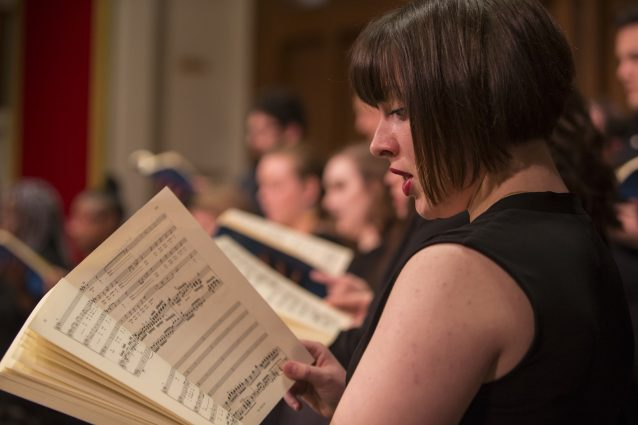 CCM Presents Music for a Cathedral