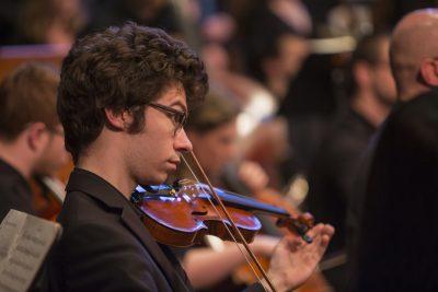 CCM Concert Orchestra: Shostakovich Fifth