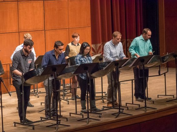 CCM Steel Drum Band: A Trip to Trinidad and Back