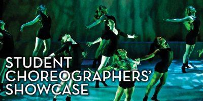 CCM Student Choreographers' Showcase