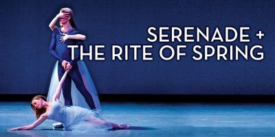 Serenade + The Rite of Spring