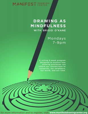 Drawing As Mindfulness (Remote Course)