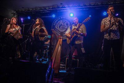 Billow Wood Concert at The Irish Center of Cincinn...