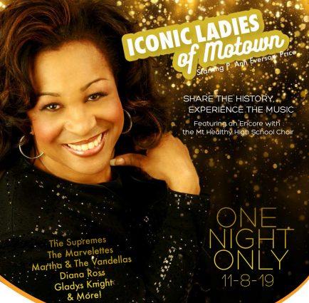 Iconic Ladies of Motown