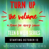 Teen Class-Turn Up the Volume: A Place for Every Voice