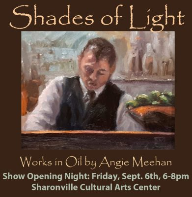 Shades of Light by Angie Meehan