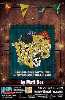 Puffs, or Seven Increasingly Eventful Years at a C...