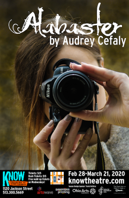 Alabaster by Audrey Cefaly