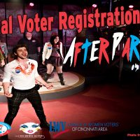National Voter Registration Day: After Party
