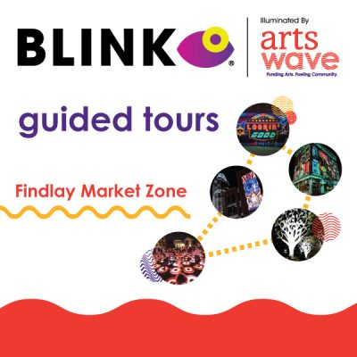 Guided BLINK® Mural Tours — Findlay Market Zone