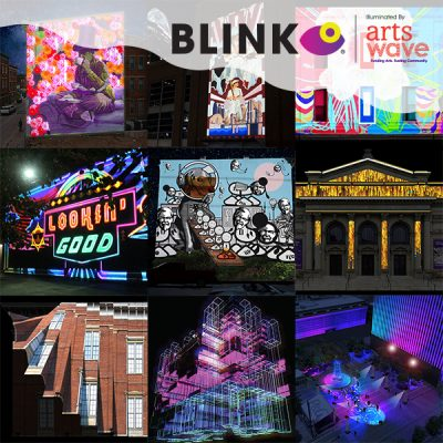 BLINK® Light Projections