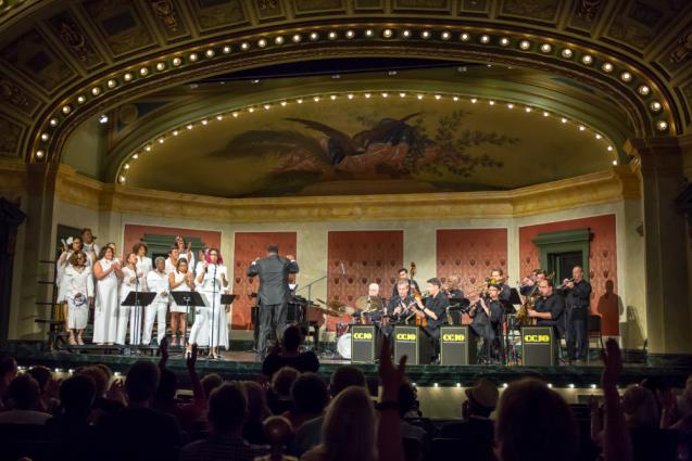 CCJO Big Band   We Gotta Shout: Gospel Meets Jazz