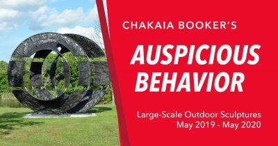 """Auspicious Behavior"" Outdoor Exhibition"