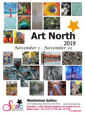 Art North 2019 at the Westheimer Gallery