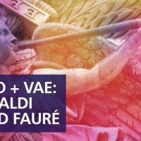 CCO + VAE Vivaldi and Faure