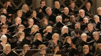 May Festival: Rachmaninoff Vespers