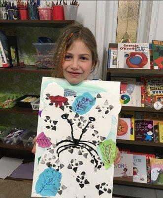 No School? Let's Art!