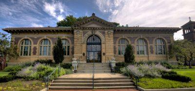 The Carnegie Center of Columbia Tusculum