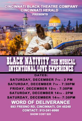 Black Nativity The Musical - Intentional Love Expe...