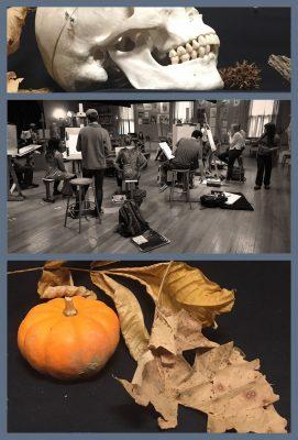 Manifest Drawing Center Fall Quarter Open House an...