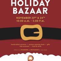 Queen City Clay - Holiday Bazaar