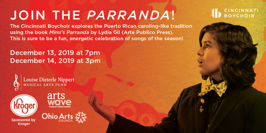 Winter Showcase: Join the Parranda!