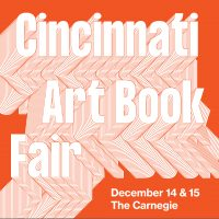 2019 Cincinnati Art Book Fair