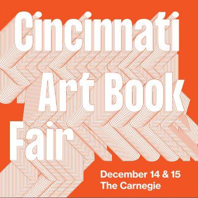2019 Cincinnati Art Book Fair