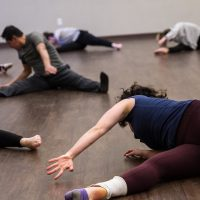 Open Company Class with MamLuft&Co. Dance