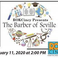 ROKCincy: The Barber of Seville