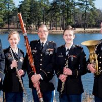 CCM Guest Artist: Dozier Winds Woodwind Quintet (282d Army Band)