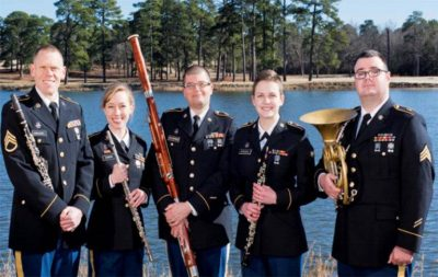 CCM Guest Artist: Dozier Winds Woodwind Quintet (2...