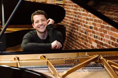 CCM Guest Artist: Henry Kramer, piano