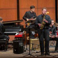 CCM Jazz Lab Band: Miles Ahead