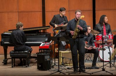 CCM Jazz Lab Band: Miles Ahead