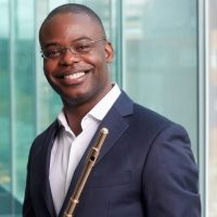 CCM Faculty Artist Recital: Demarre McGill, flute