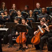 CCM Concert Orchestra and Chorale