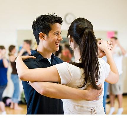 Winter Ballroom Dance Classes for Teens at The Bar...