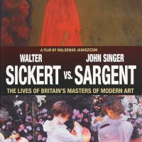 "Free Artflix Movie at the Barn: ""Sickert vs. Sargent"""