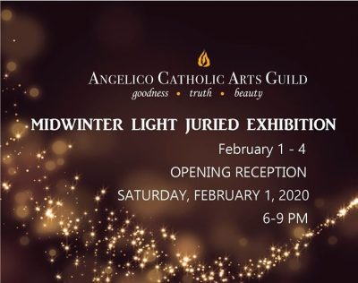 Angelico Catholic Arts Guild Midwinter Light Jurie...
