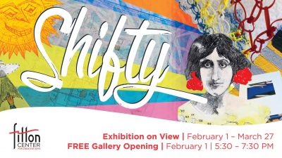 Shifty Gallery Opening