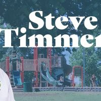 Celebrating Self: Steve Timmer