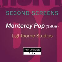 Monterey Pop (1968): FotoFocus SECOND SCREENS