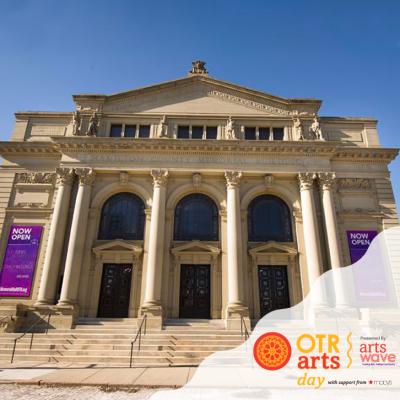 [CANCELED] OTR Arts Day at Memorial Hall