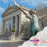 (CANCELED) Uncover the Arts Day at Cincinnati Art Museum
